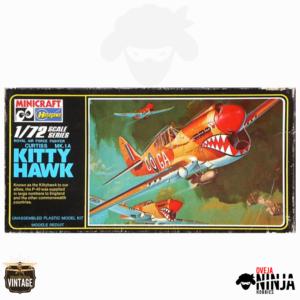 Curtiss Mk- 1A Kitty Hawk - Minicraft