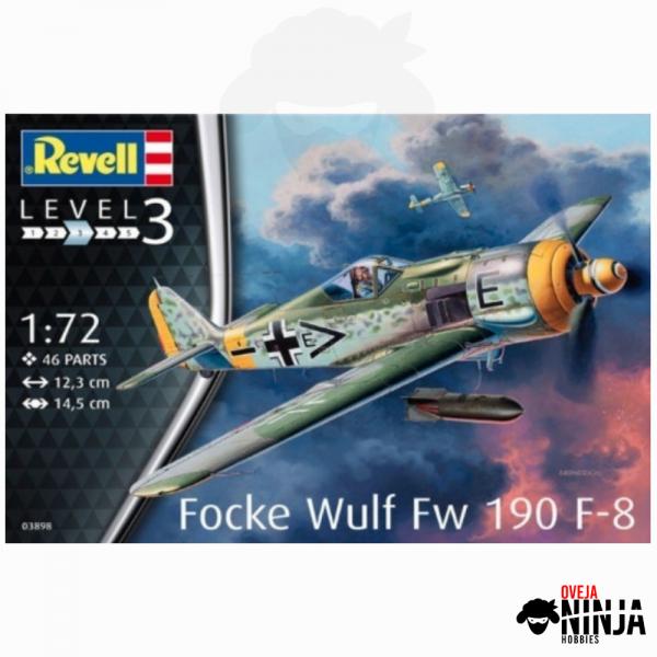 Focke Wulf Fw 190 F-8 - Revell