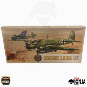 Henschel H.S. 129 - Airfix