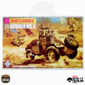 Humber Mk.II - Matchbox