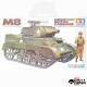 M8 Howitzer Motor Carriage - Tamiya