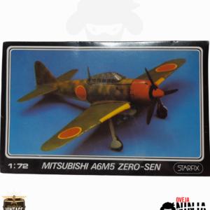Mitsubishi A6m5 zero-sen Starfix