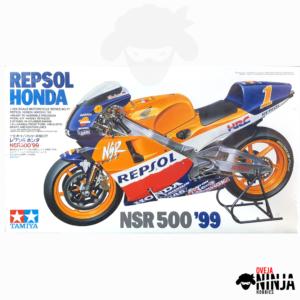 Repsol Honda NSR 500 '99 - Tamiya