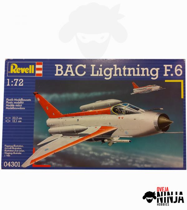 BAC Lighting F6 Revell