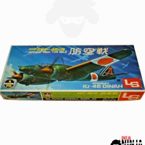 Ki-46 Dinah LS