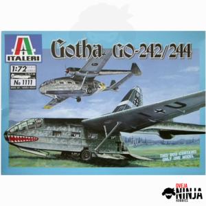 Gotha Go - 242 / 244 - Italeri