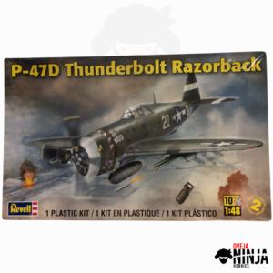 P-47D Thunderbolt Razorback - Revell