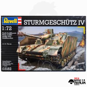 Sturmgeschütz IV - Revell