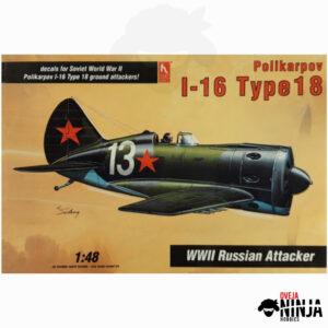 Polikarpov I-16 Type 18 - Hobbycraft