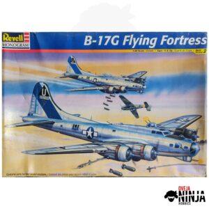 B-17 Flying Fortress - Revell Monogram