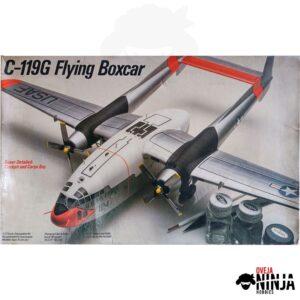 C-119G Flying Boxcar - Italeri Testor