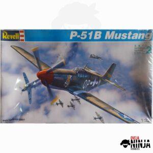 P-51B Mustang 1 32 - Revell