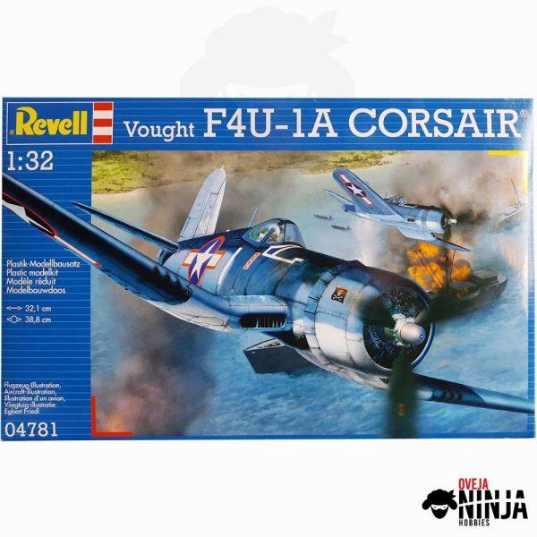 Vought F4U-1A Corsair - Revell