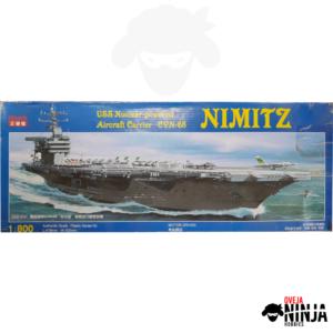 Nimitz USS Nuclear-powered Aircraft Carrier CVN-68 - Kitech