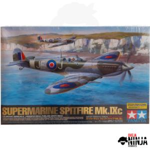 Supermarine Spitfire Mk. IXc - Tamiya